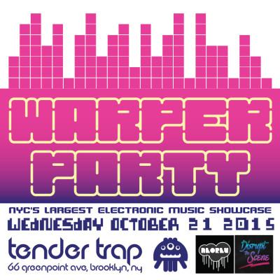 WARPER PARTY 10-21-2015