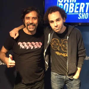 INFINITE KITTEN and SAM ROBERTS