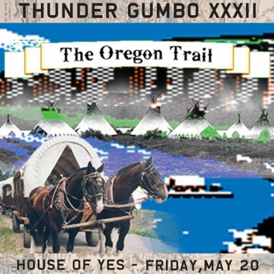 Thunder Gumbo - On the Oregon Trail