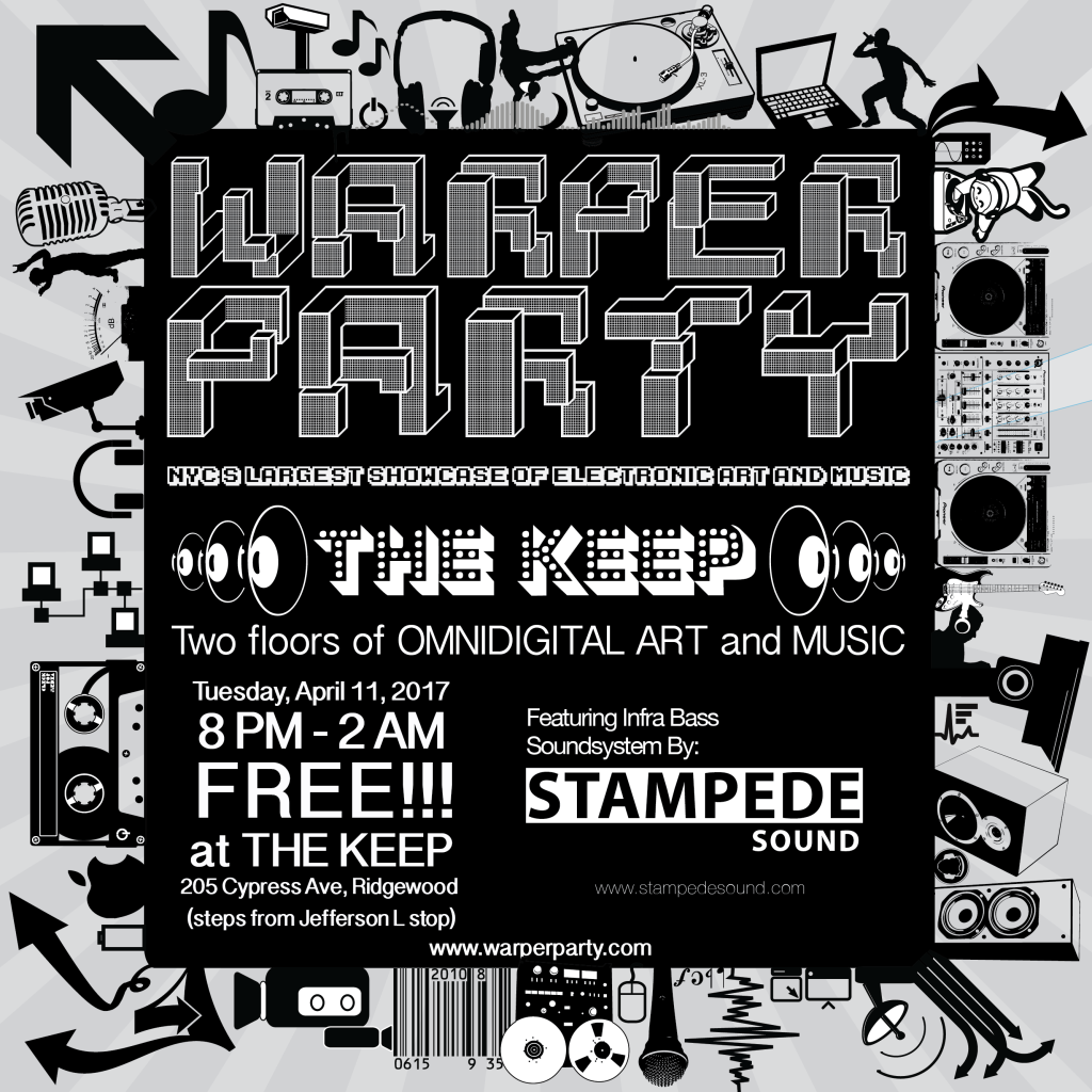 WARPER PARTY 4/11/2017