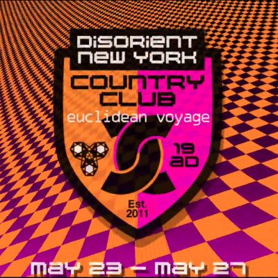 DISORIENT COUNTRY CLUB 2019